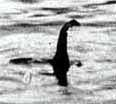 An image of the Loch Ness monster