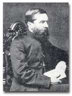 The Revd Thomas Lucas Scott, former rector of St Augustine's Church, Londonderry