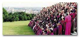 Bishops at the 1998 Lambeth Conference