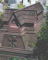 Tomb of Bishop G W Doane
