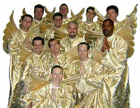 Potomac Fever acapella chorus: Christmas Angels