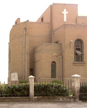 St George's Anglican Church, Baghdad (closed since 1991)