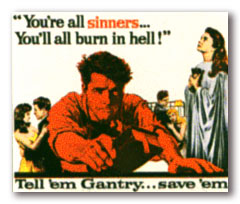Portrait of Elmer Gantry