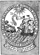 The seal of the Society for the Propagation of the Gospel