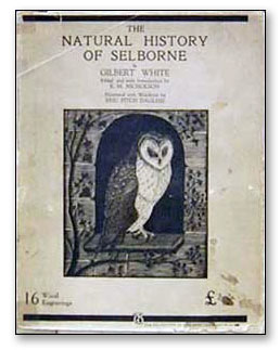 The Natural History of Selborne, cover of an edition