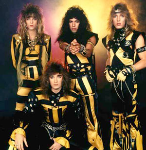Stryper, the Christian Rock Band