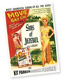The Sins of Jezebel movie poster