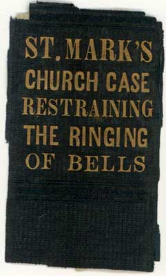 The Case of Restraining the Bells