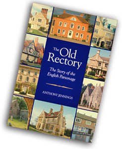 The Old Rectory, by Arthur Jennings. Front book cover