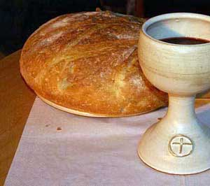 One loaf, one chalice