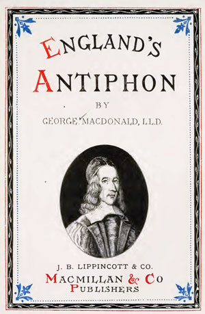 England's Antiphon, by George Macdonald