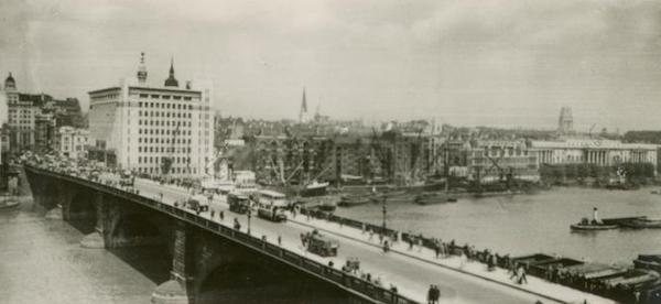 London Bridge (no date)